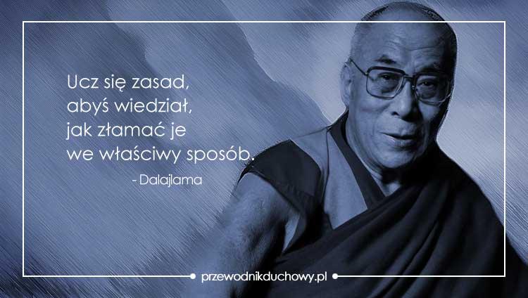 Zasady życia według Dalajlamy