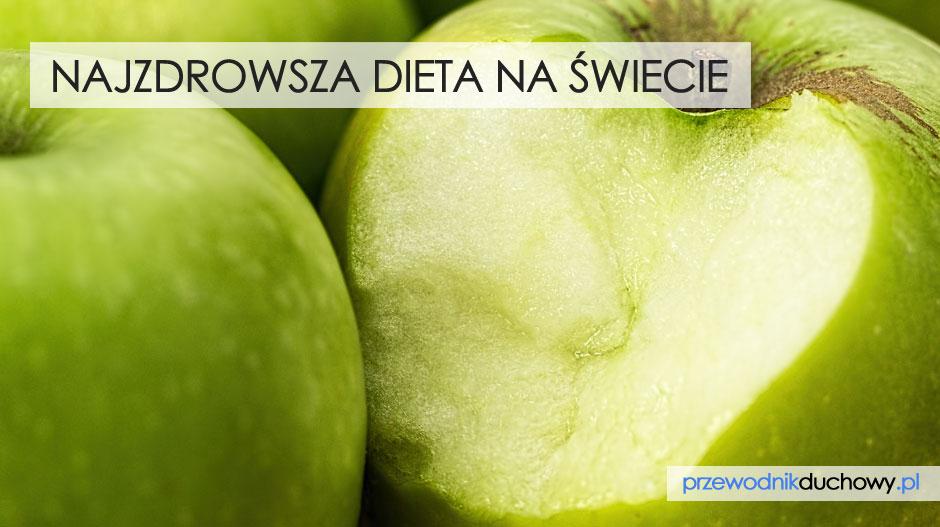 Najzdrowsza dieta na świecie