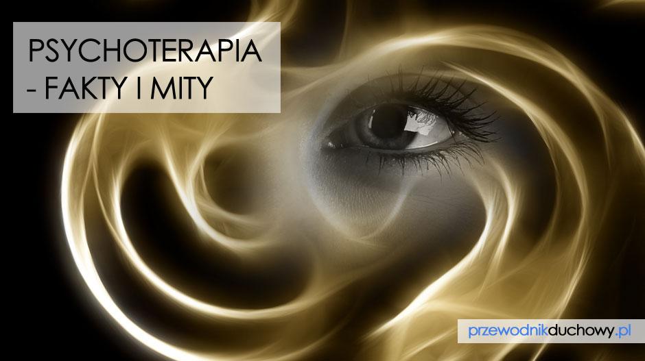 Psychoterapia – fakty i mity