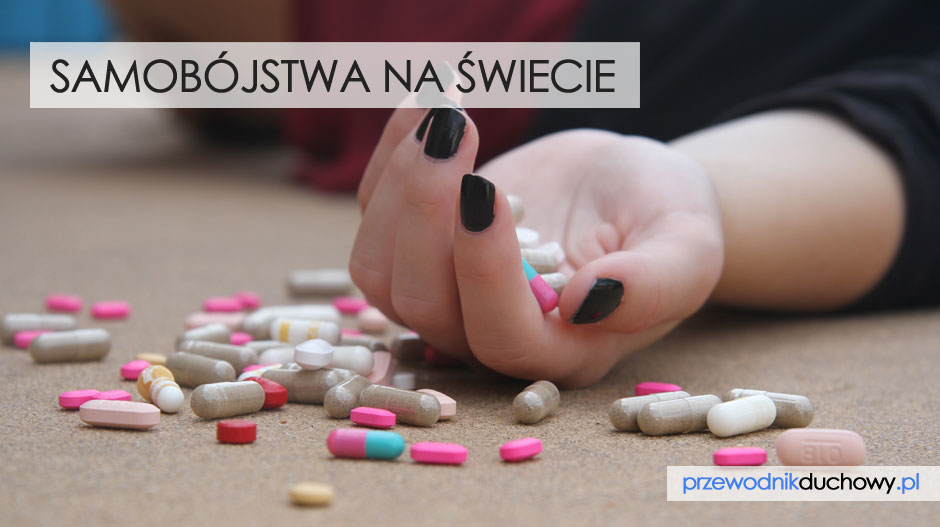 Samobójstwa na świecie