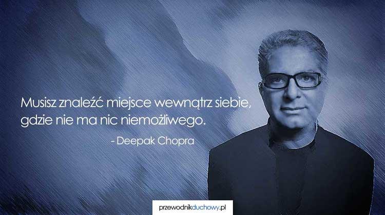 Deepak Chopra cytaty