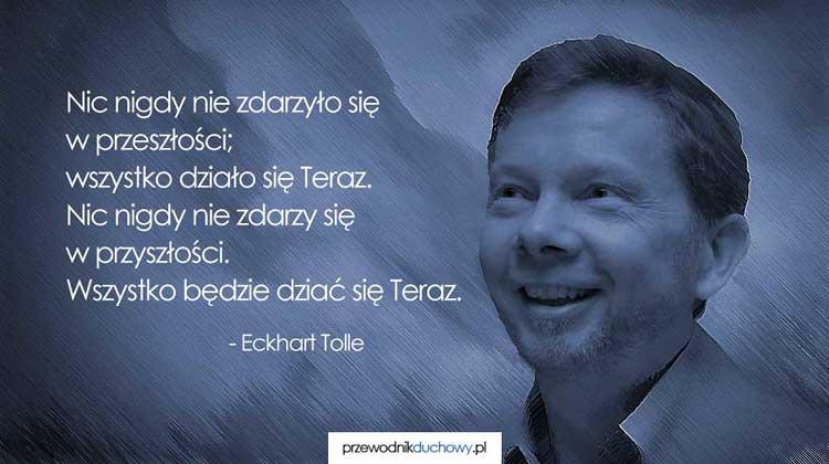 Eckhart Tolle cytaty